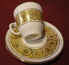 Vintage Bareuther Waldsassen Teacup & Saucer Bavaria #38