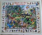 Birds of the Back Yard, White Mountain 1000-Piece Jigsaw--Great Gift For Birder