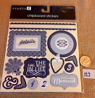 LOTH4 NEW 17 CHIPBOARD STICKERS SCRAPBOOK PAGES CARDS MAKERS PAPERS CRAFTERS