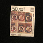 McCalls Pattern 3881 Heart & Sole Twelve Assorted Seasonal Wreaths  - Uncut