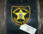MARION COUNTY SHERIFF POLICE PATCH  Florida FL DEPUTY Patrol Officer  PD