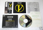 VOW WOW V (1987) ORIGINAL APAN CD CA32-1551 3,200YEN