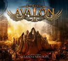 TIMO TOLKKI'S AVALON THE LAND OF NEW HOPE A METAL OPERA SEALED CD NEW