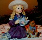Boyd's Bears The Dollstone Collection Yesterday's Child Whitney and Wilson