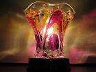 Electric Oil/Tart Warmer & Lamp Multi-Color Touch Base Tulip Design S/H Included