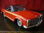 1960's Alps Japan Tin Battery Operated Mercedes Benz 230SL 10,5