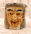 Vintage Hand Painted Toby Jug / Ashtray Made in Occupied Japan