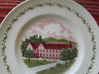 Vintage AVON 10th Anniversary Collector Plate Shabby Victorian Country Chic