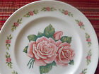 Vintage AVON 15th Anniversary Collector Plate Victorian Shabby French Country