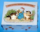 Vintage Beatrix Potter Jewelry Music Box