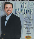 Vic Damone - Collectable Classics 4-CD - Pop Vocal
