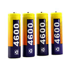 4 PCS AA 4600mAh SUPREME RECHARGEABLE BATTERIES Ultracell plus SEALED