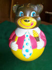 Hard Plastic Musical Roley Polly  Bear~ The Baby's First Years ~