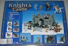 Toy Soldiers GOLD KNIGHTS CASTLE PLAYSET with Figures Horses 1/32 BMC Plastic