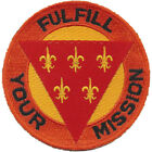 3rd Field Artillery Division Patch