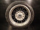1995 BMW R1100GS R 1100 GS REAR WHEEL CROSS LACED SPOKES TIRE RIM HUB