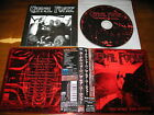 Carnal Forge / The More You Suffer JAPAN+2 In Thy Dreams Red Jewelcase OOP *F