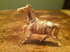 Netsuke, Prancing Arabian Horse, Ivory Colored, Hand Carved