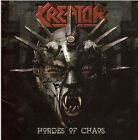KREATOR HORDES OF CHAOS SEALED CD NEW