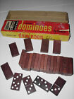 Double Six Dominoes by halsam Wood