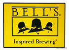 Bell's Beer Inspired Brewing® Tin Tacker Yellow & Black 12