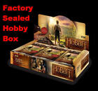 2014 Cryptozoic The HOBBIT An Unexpected Journey Factory Sealed Hobby Box