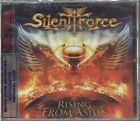SILENT FORCE RISING FROM ASHES SEALED CD NEW 2014