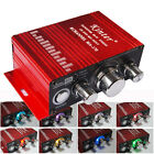 2 Channel 12V Hi-Fi Audio Stereo Power Amplifier For Mp3 Car Radio