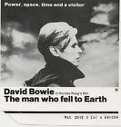 THE MAN WHO FELL TO EARTH original 1976 DAVID BOWIE 6 1/2