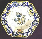 Desvres/Rouen Decor Fait Main Faience French Plate/Tray