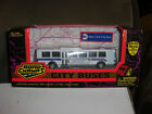 Road Champs MTA New York City Transit M42 Bus Grumman Flxible Metro Diecast 1:87