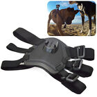 Black Camera Chest Elastic Belt Dog Harness Body Strap for Gopro 3 4 Sony AS15