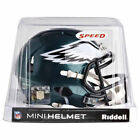 PHILADELPHIA EAGLES RIDDELL NFL MINI SPEED FOOTBALL HELMET