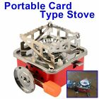 K-202 Portable Camping Picnic Butane Gas Stove Burner Outdoor Hiking Cookware