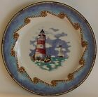 Shore Lights by Fitz & Floyd Omnibus Salad Plate New