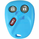 New Sky Blue Replacement Keyless Entry Remote Car Key Fob Clicker for LHJ011