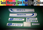 Gilera Runner  VX 125  Decals/Stickers-ALL COLOURS AVAILABLE VX  VXR