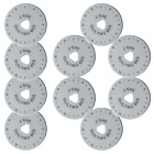 10 Pack 45mm Rotary Cutter Blade for Olfa Fiskars Quilting Bee 10pcs RB4510