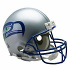 SEATTLE SEAHAWKS 83-01 RIDDELL NFL THROWBACK AUTHENTIC FOOTBALL HELMET