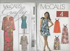 M5628 M6115 2 Sewing patterns  Misses sizes A5 6 8 10 12 14 Dress Tunics caftan