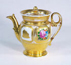 Antique Imperial Russian Gardner Porcelain Teapot circa 1810