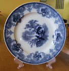Lovely Antique Pearlware Ironstone Flow Mulberry Plate