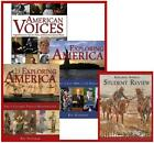 NOTGRASS EXPLORING AMERICA AMERICAN HISTORY 2014 EDITION +STUDENT REVIEW PACK