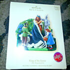 HALLMARK Keepsake 2007 KING OF THE FOREST Wizard Of Oz CHRISTMAS ORNAMENT Music