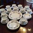 Royal Worcester, June Garland  fine bone china,