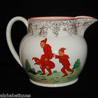 Rare Wedgwood Milk Jug BROWNIES Designed by Daisy Makeig-Jones c1913