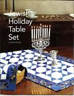 Quilt pattern~Jewish Holiday TABLE RUNNER~55
