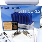Remington Tight Curls 21 Hot Rollers & Hot Wax Core H21SP Curlers With Box