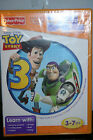 Fisher Price iXL Learning System Toy Story 3 Software Game NIB Ages 3-7