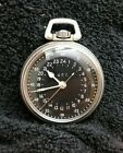 Waltham GCT Military WWII Navigational Pilots Pocket Watch Must See MAKE OFFER!!